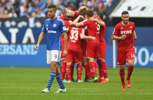 Köln feiert 3:0-Auswärtssieg auf Schalke