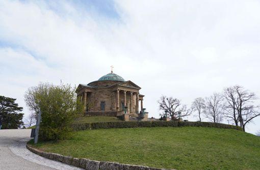 Grabkapelle auf dem Württemberg wird gesperrt