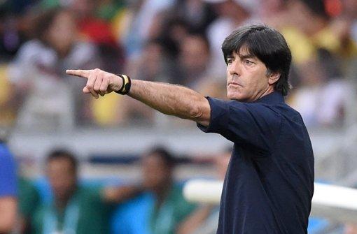 Jogi Löw bleibt Bundestrainer