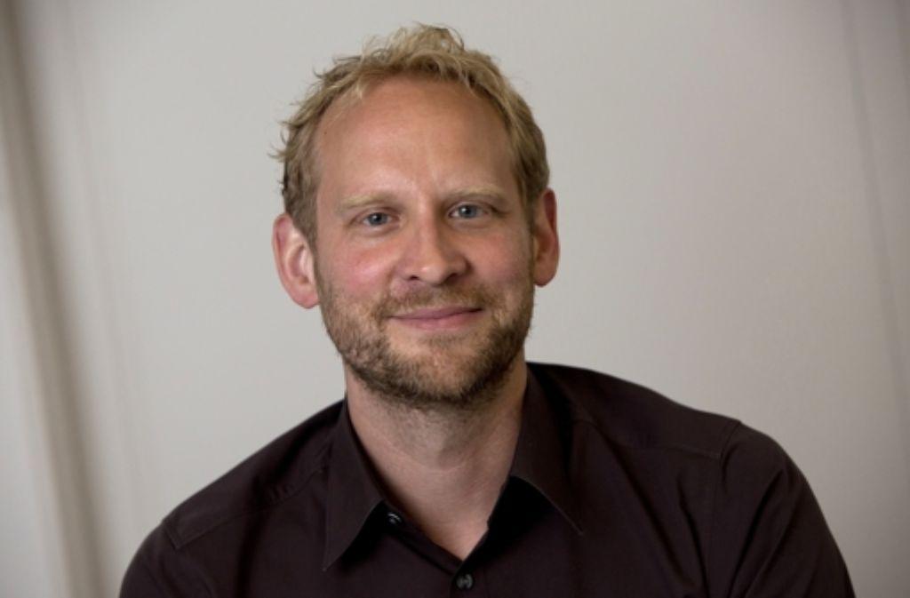 Tobias Köhler leitet künftig das neue Strategie- und Innovationsteam der SWMH. Foto: Steinert