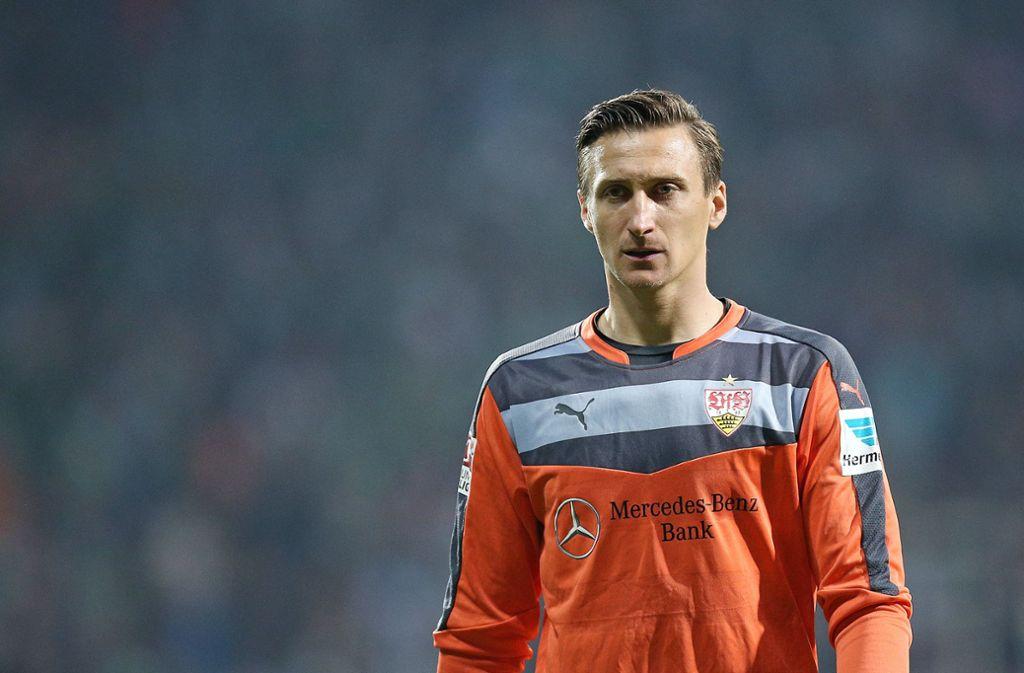 Przemyslaw Tyton spielte in der Abstiegssaison 2015/16 für den VfB. Foto: Pressefoto Baumann/Cathrin MŸller