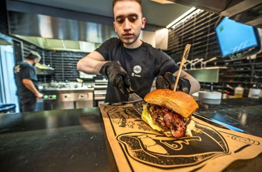 Drei neue Burger-Lokale in der Stadt