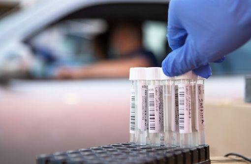 Fast 400 neue Corona-Infektionen im Südwesten
