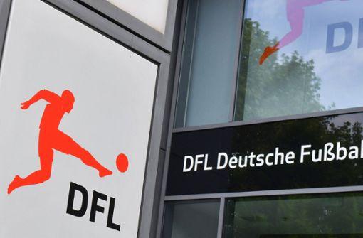 DFL verzichtet vorerst auf Regelung bei Saisonabbruch
