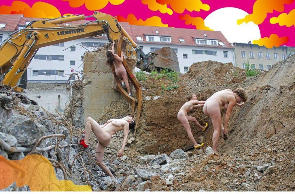 Kai Fischer  nackt