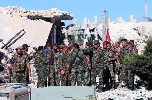 Ende der Kämpfe in Aleppo in weiter Ferne