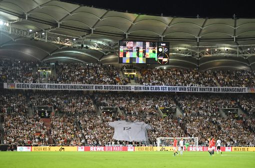 So reagieren VfB und Stadt auf die DFB-Entscheidung