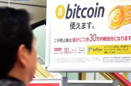 Strenge Regulierung für Kryptowährungen lässt Preise stürzen