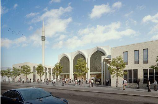 Die neue Moschee kommt – aber  erst 2025