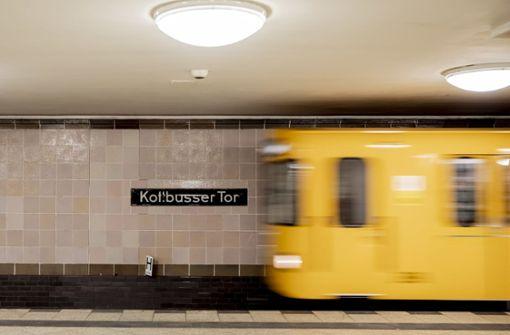 Toter von Berliner U-Bahnhof ist   identifiziert