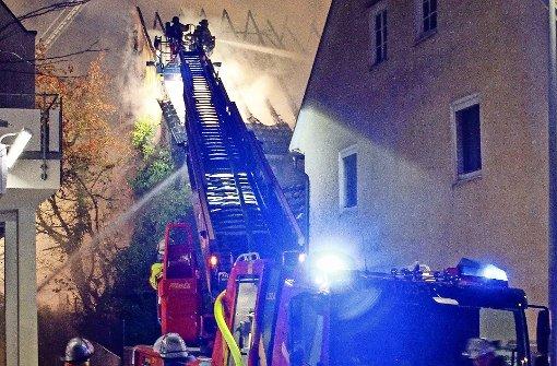 Feuerwehr verhindert mögliche Katastrophe