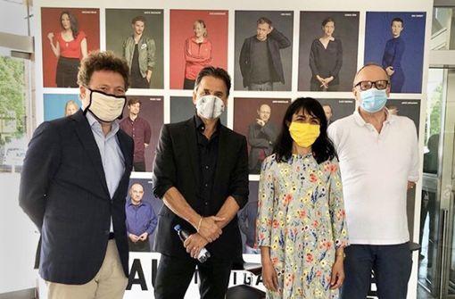 Warum die Landtagspräsidentin Aras einen Fototermin bedauert