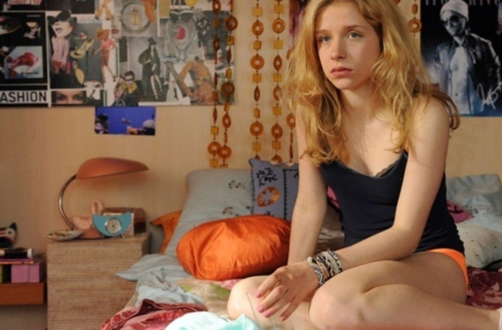Hanna Leibold (Anna-Lena Klenke) verrät der Polizei nicht