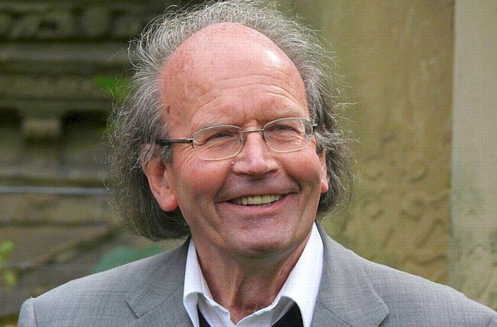 Roland Ostertag (1931–2018) Foto: Heiner Wittmann