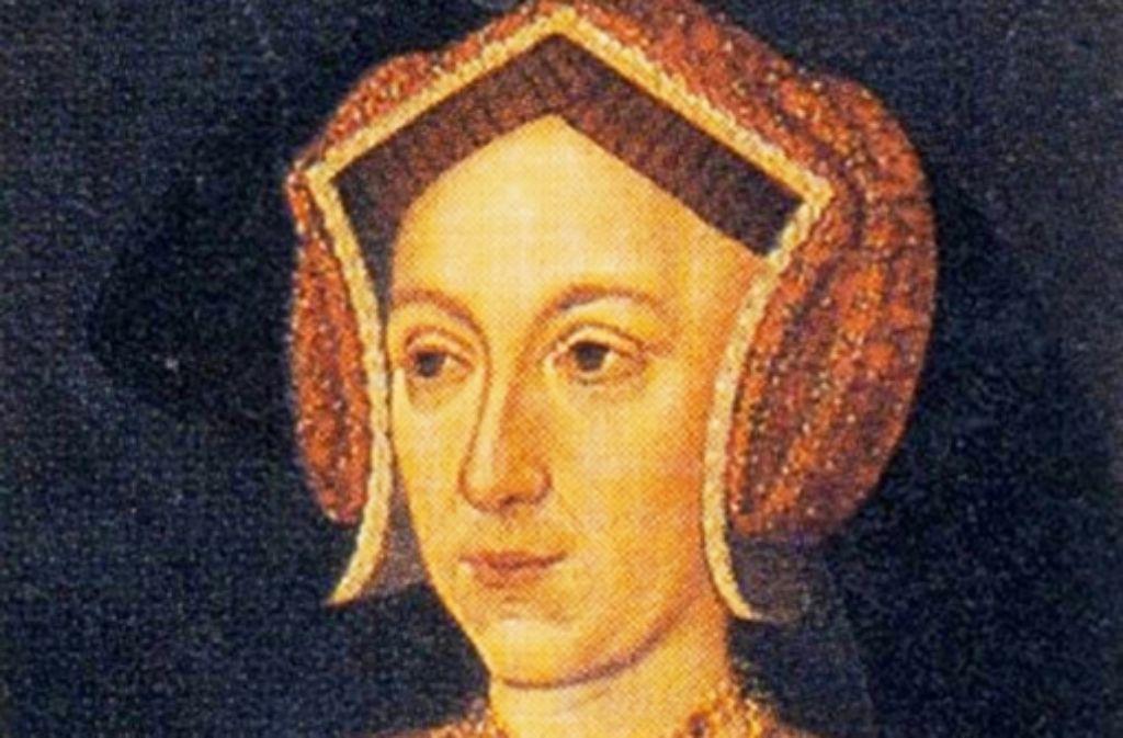 Das womöglich einzig authentische Porträt Anne Boleyns Foto: