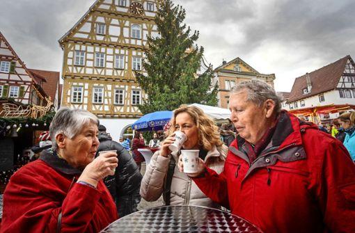 Keine Plastikbecher mehr zum Nikolausmarkt