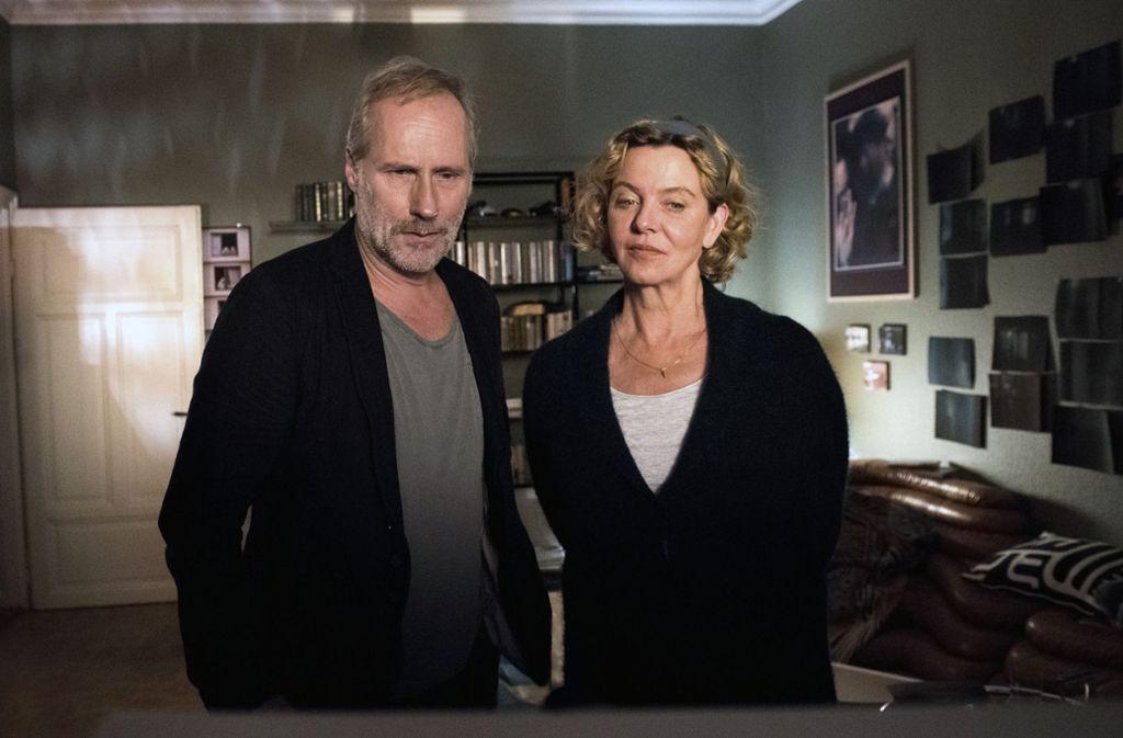 Janneke (Margarita Broich) und Brix (Wolfram Koch) ermitteln in der Finanzwelt. Foto: HR/Pressestelle
