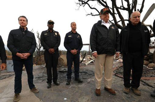 Trump bremst den Klimaschutz aus
