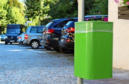 Acht Ideen gegen den Müll in der Stadt