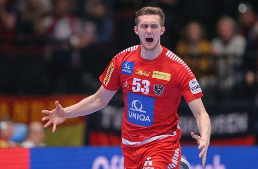 Das Spiel des Jahres für Österreichs Handballer