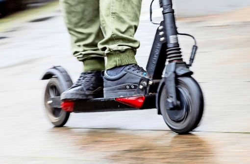 Königstraße soll für E-Scooter tabu sein