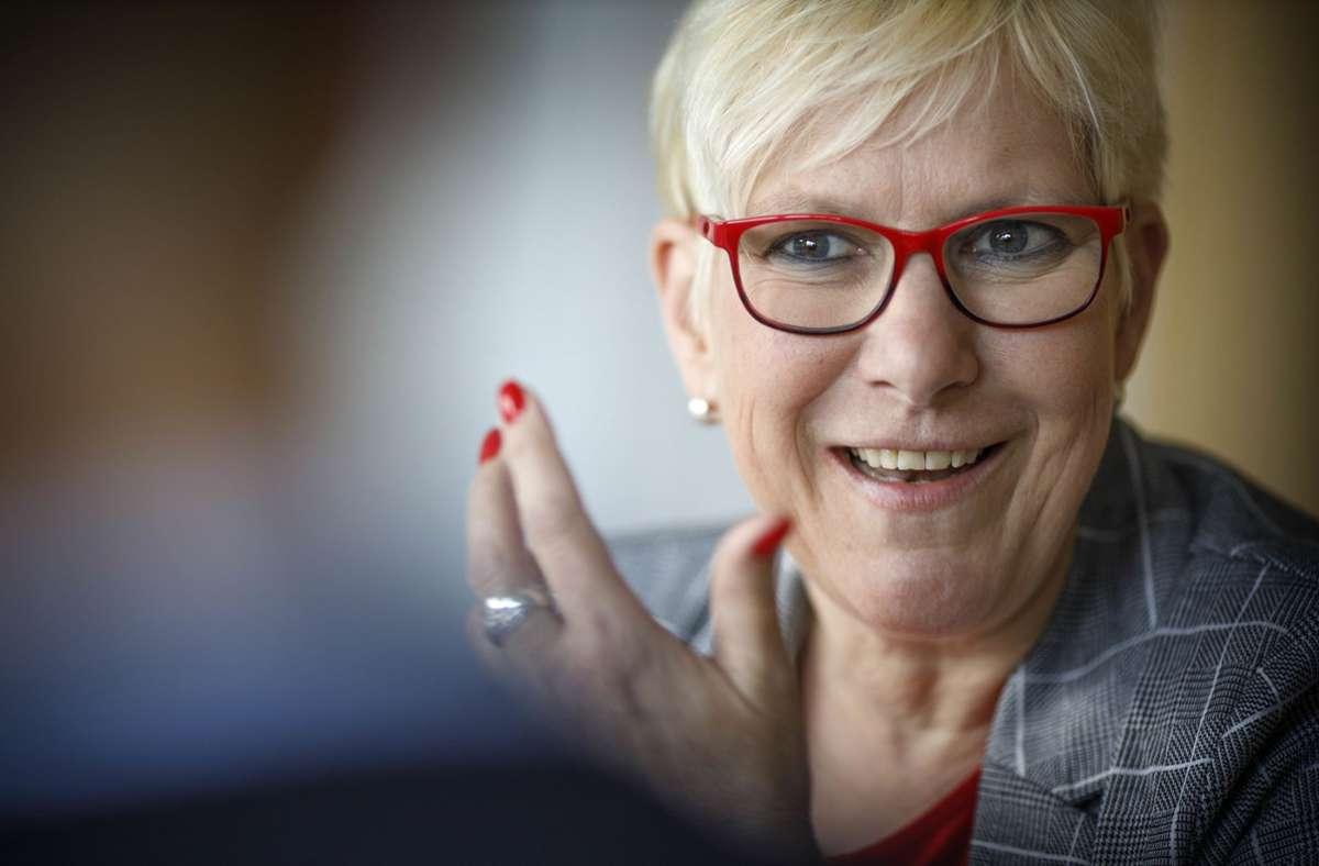 Die Talsohle bei der Zahl der Arbeitslosen sei noch nicht durchschritten, sagt Agenturchefin Christine Käferle Foto: /Gottfried Stoppel
