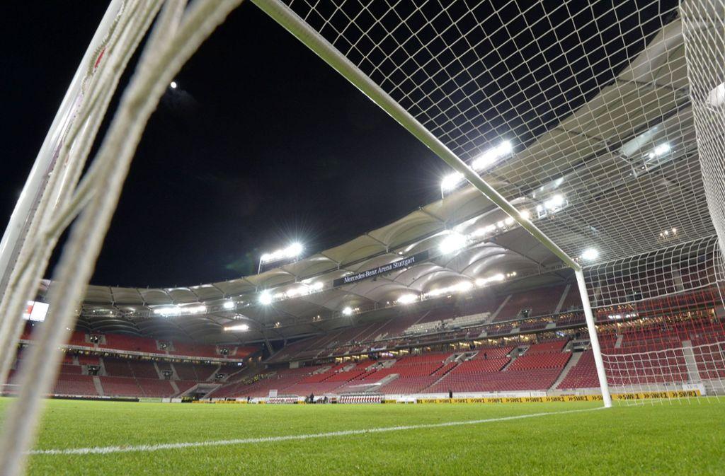 Leere Ränge im VfB-Stadion – ändert sich daran in dieser Saison noch etwas? Foto: imago //Bernd Feil