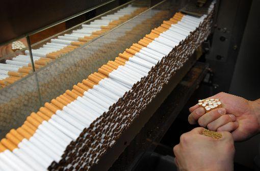 Die Tabak-Lobby speckt ab
