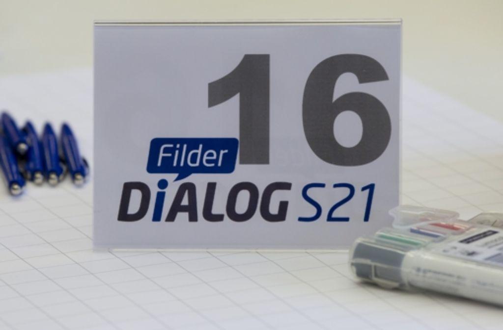 Teilnehmer am Filderdialog streiten nun wieder über die Ergebnisse des Bürgerbeteiligungsverfahrens. Foto: dapd