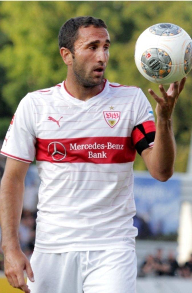 Auch der Italiener Cristian Molinaro fährt in die Heimat.  Foto: Pressefoto Baumann