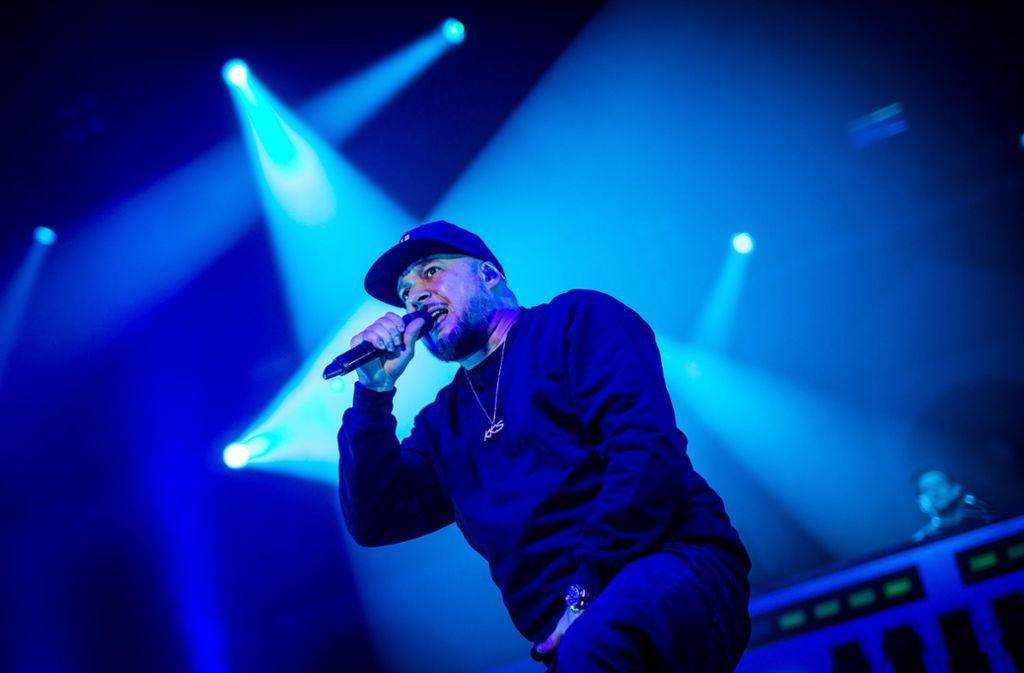 Der berliner Rapper Kool Savas bezeichnet sich selbst als den King of Rap. Foto: Lichtgut/Christoph Schmidt