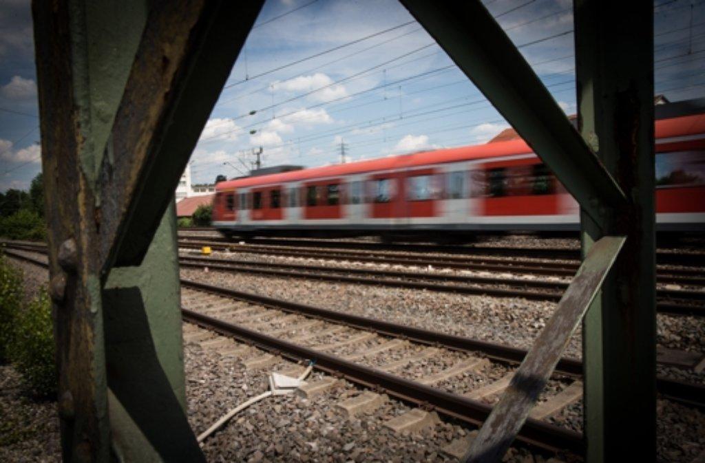 Die S-Bahnen sind das Rückgrat des öffentlichen Nahverkehrs in der Region Stuttgart. Doch immer wieder gibt es Störungen. Was tun? Foto: Lichtgut/Achim Zweygarth