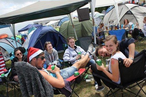 Southside Festival: Camping für Fortgeschrittene