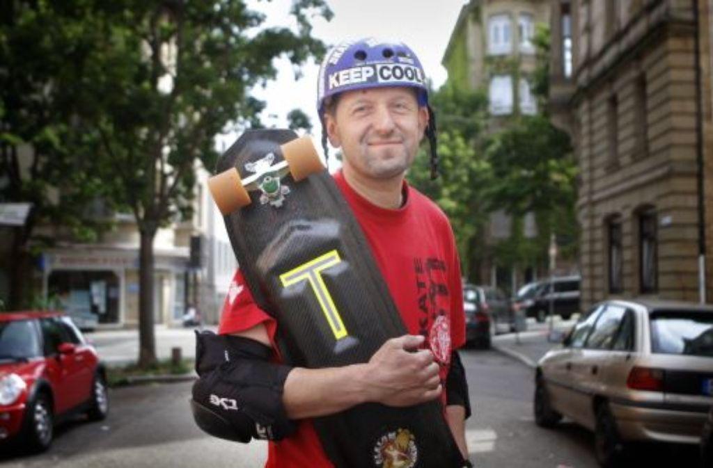 Robert Thiele ist selbst dreifacher Europameister. Foto: Heinz Heiss