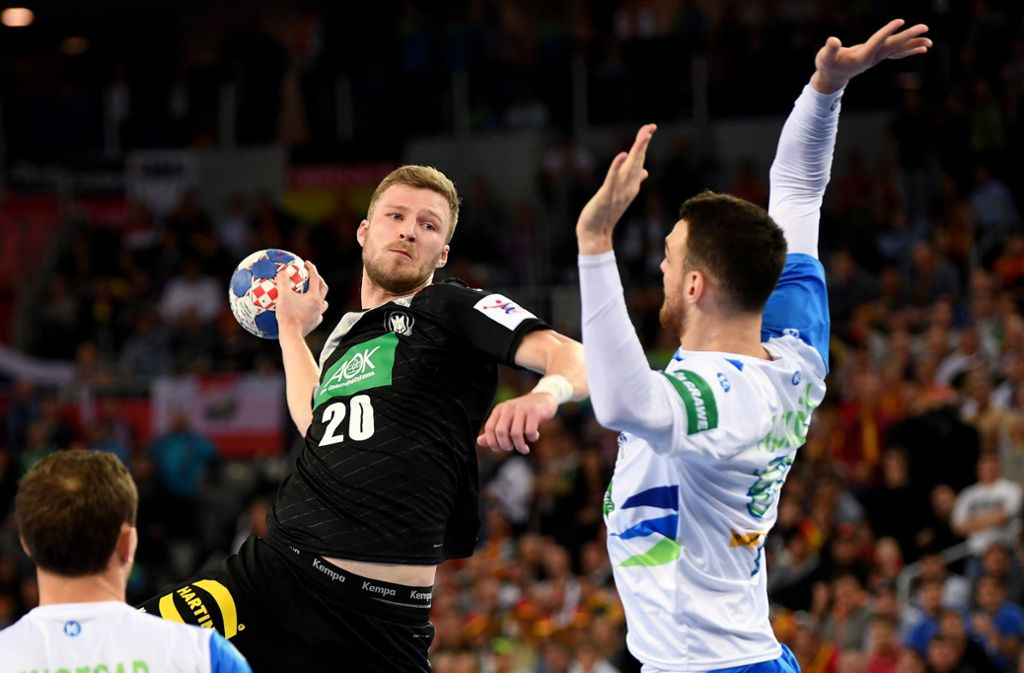 Handball Em Tv