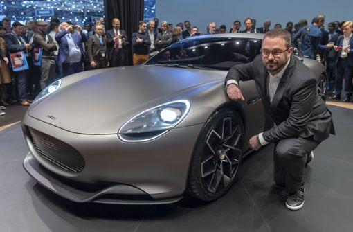 Piëch-Spross stellt  eigenen   Sportwagen vor