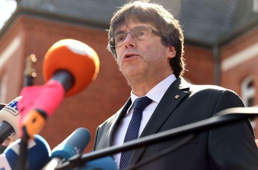 Absage an Kandidatur als Kataloniens Regionalpräsident