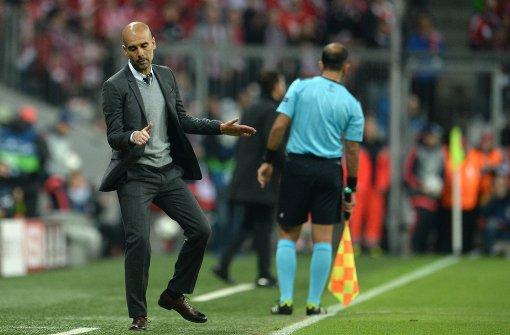 """Guardiola: """"Habe mein Leben gegeben"""""""