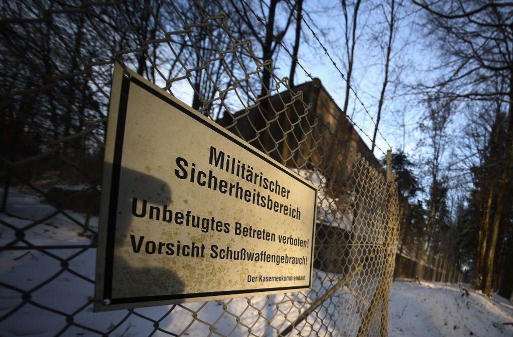 Bislang hält die Bundeswehr Informationen zu angeblichen Fällen von sexueller Nötigung zurück. Foto: Getty Images