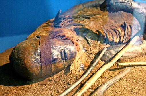 Die Geheimnisse der Mumien