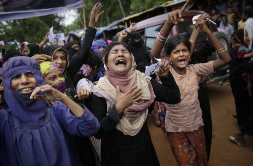 Vergewaltigt und  vertrieben – eine Rohingya berichtet