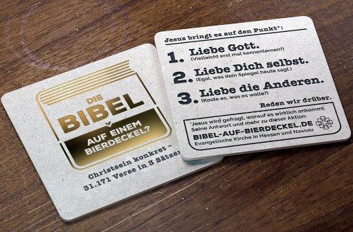 Ein Prosit auf die Bibel