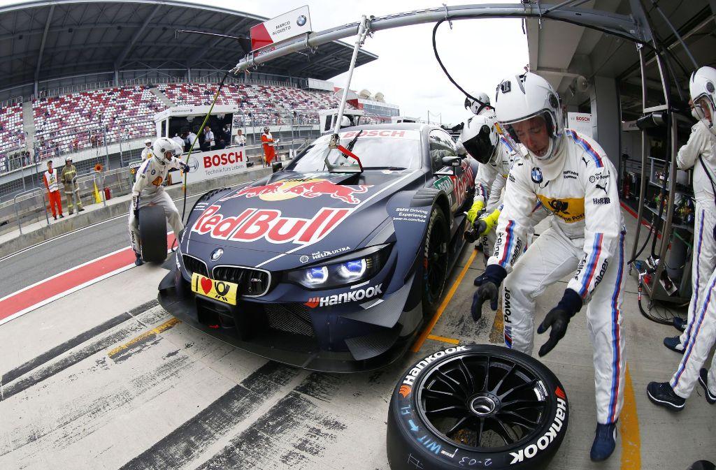 Marco Wittmann und BMW sind in der Vergangenheit die Gewinner der Gewichte-Regel gewesen. Foto: dpa