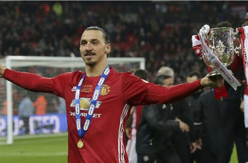 Manchester United gewinnt Ligapokal