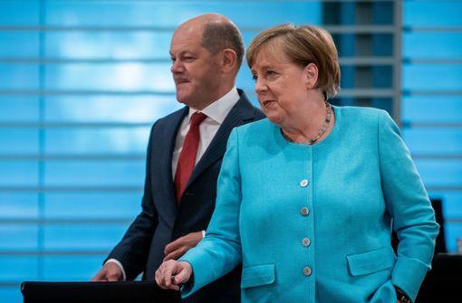 CDU und SPD senken die Mehrwertsteuer