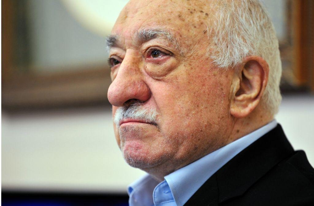 Umstritten: Wie viel Macht hat der islamische Prediger Fethullah Gülen? Foto: AP