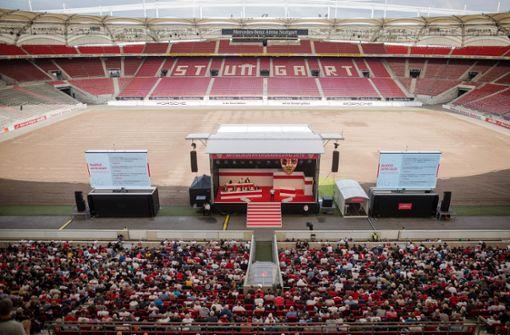VfB Stuttgart entschuldigt sich und kündigt Untersuchung an