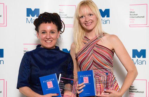 Olga Tokarczuk gewinnt Man-Booker-International-Preis