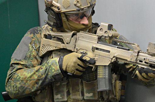 Thüringer Firma im Sturmgewehr-Streit siegessicher
