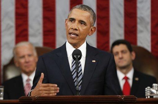 Obama: USA sollen nicht Scharlatanen aufsitzen